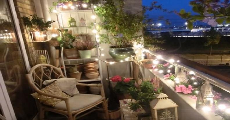 Super ideja za uređenje: Balkon osvježite vertikalnim vrtom...