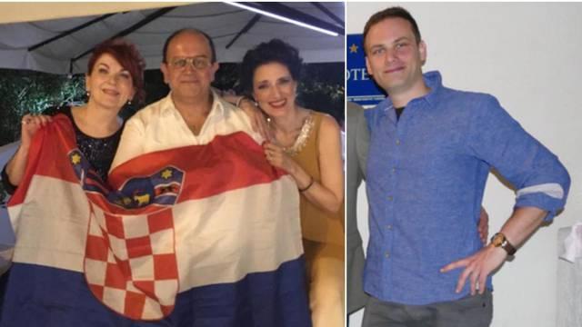 Oženio se sin Zorice Kondže, s njima feštala i Doris Dragović