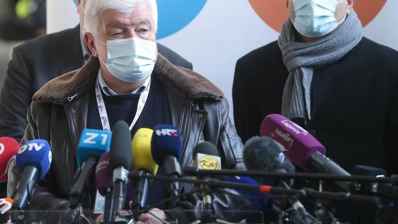 Šostar: 'U sljedećih 10 dana organizirat ćemo se da možemo cijepiti 10 tisuća ljudi dnevno'