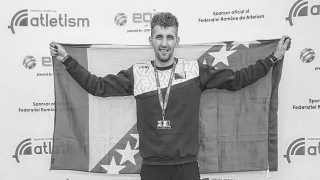 Jedan od najboljih atletičara iz BiH (27) iznenada je preminuo