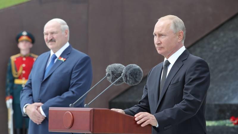 Putin i Lukašenko razgovarali o pritvaranju 33 Rusa u Bjelorusiji