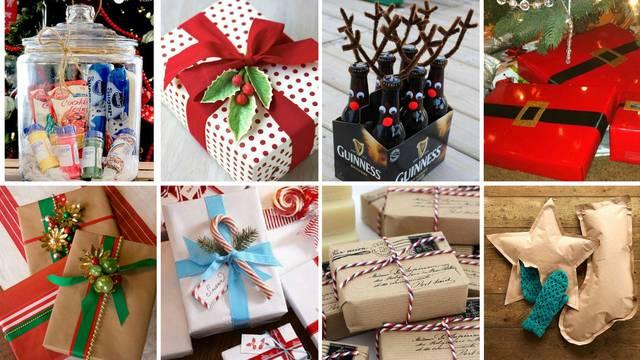 Top 20 ideja kako umotati dar - jednostavno, jeftino, predivno