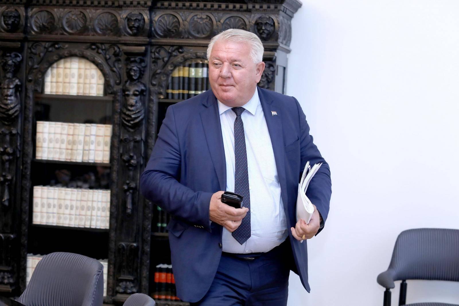 Zagreb: 17. sjednica Odbora za ratne veterane