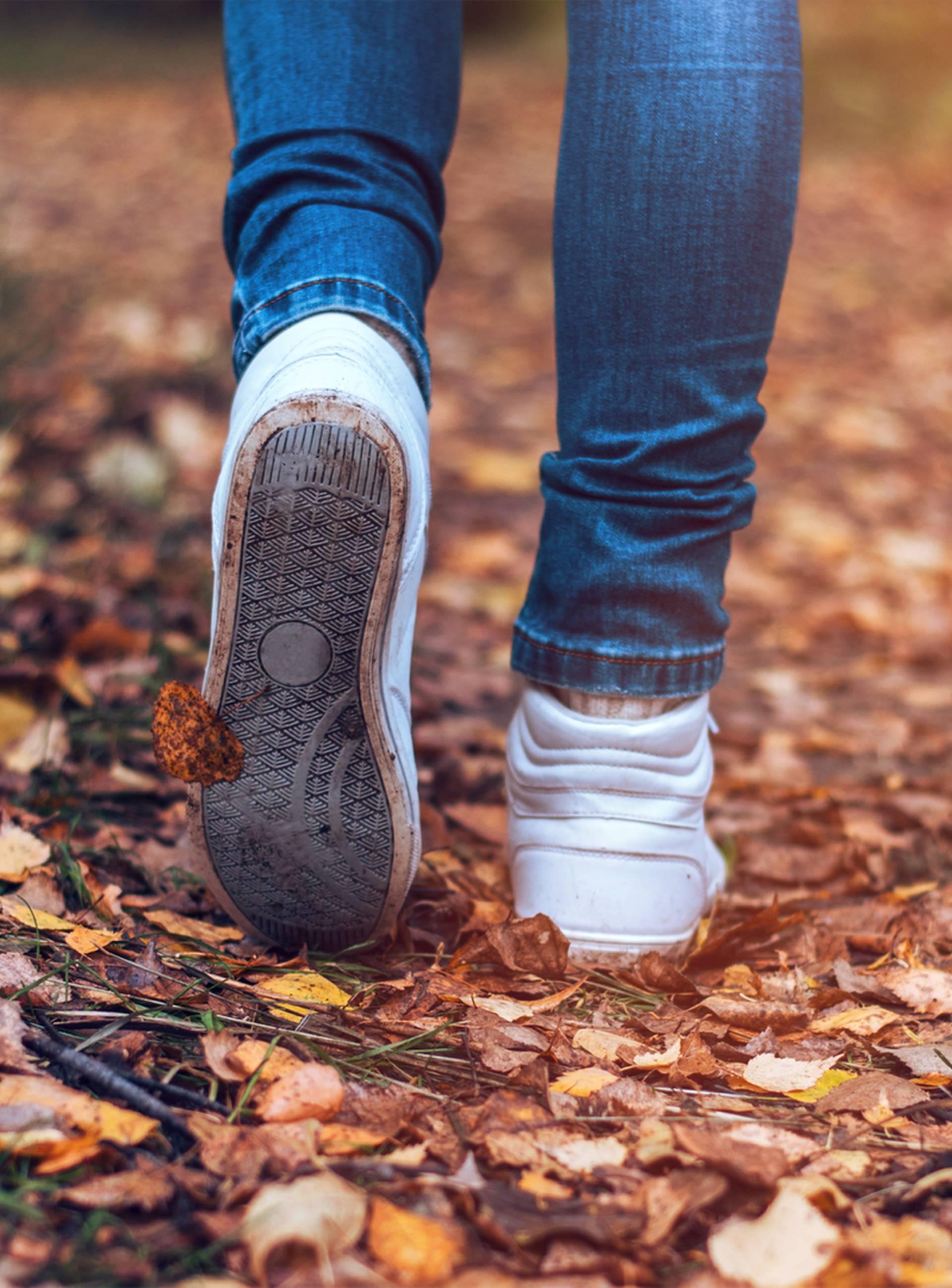 Samo 15 minuta šetnje dnevno može potaknuti rast ekonomije