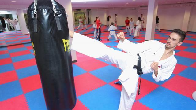 Sjajni Kvesić stigao do bronce na Svjetskoj karate ligi u Tokiju