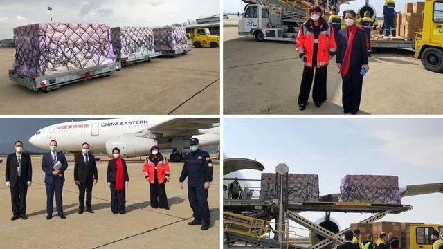 Hrvatska je nabavila 12,5 tona medicinske opreme iz Kine