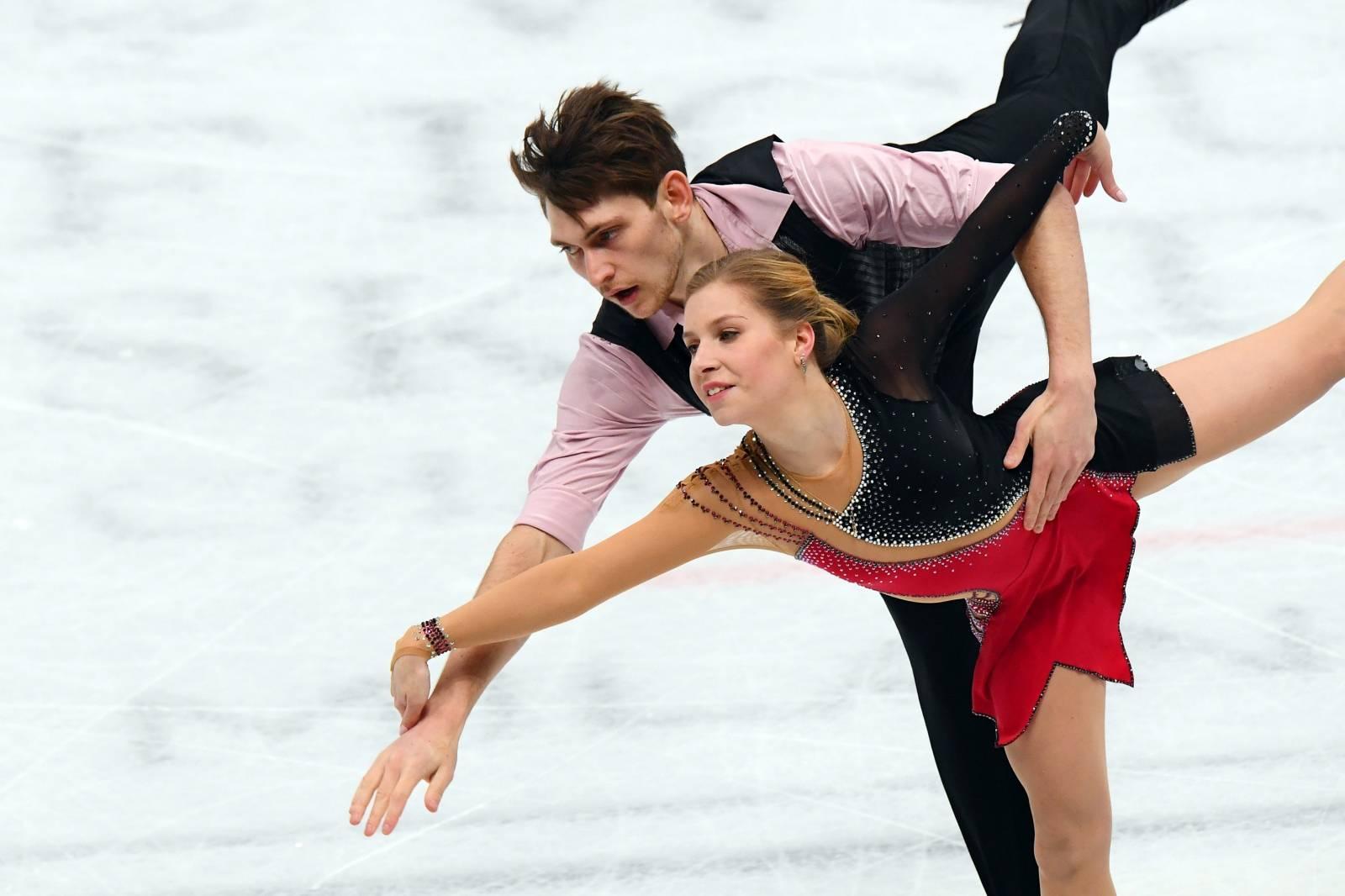 ITA, Eiskunstlauf Weltmeisterschaften