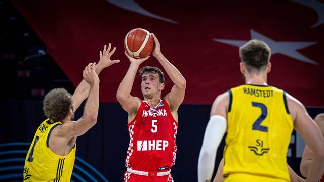 Hrvatska je na Eurobasketu!