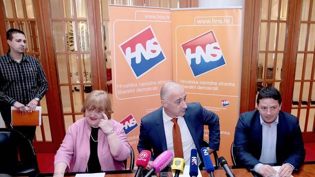 HNS o Kolindi: Gafovi pokazuju da nije dorasla svojoj funkciji