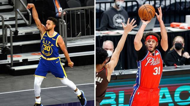 Curry najbolji tricaš NBA lige: Ipak, ne radi se o 'playu' GSW-a