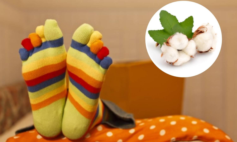 Varaju nas: Pamučne čarape moraju imati bar 80% pamuka