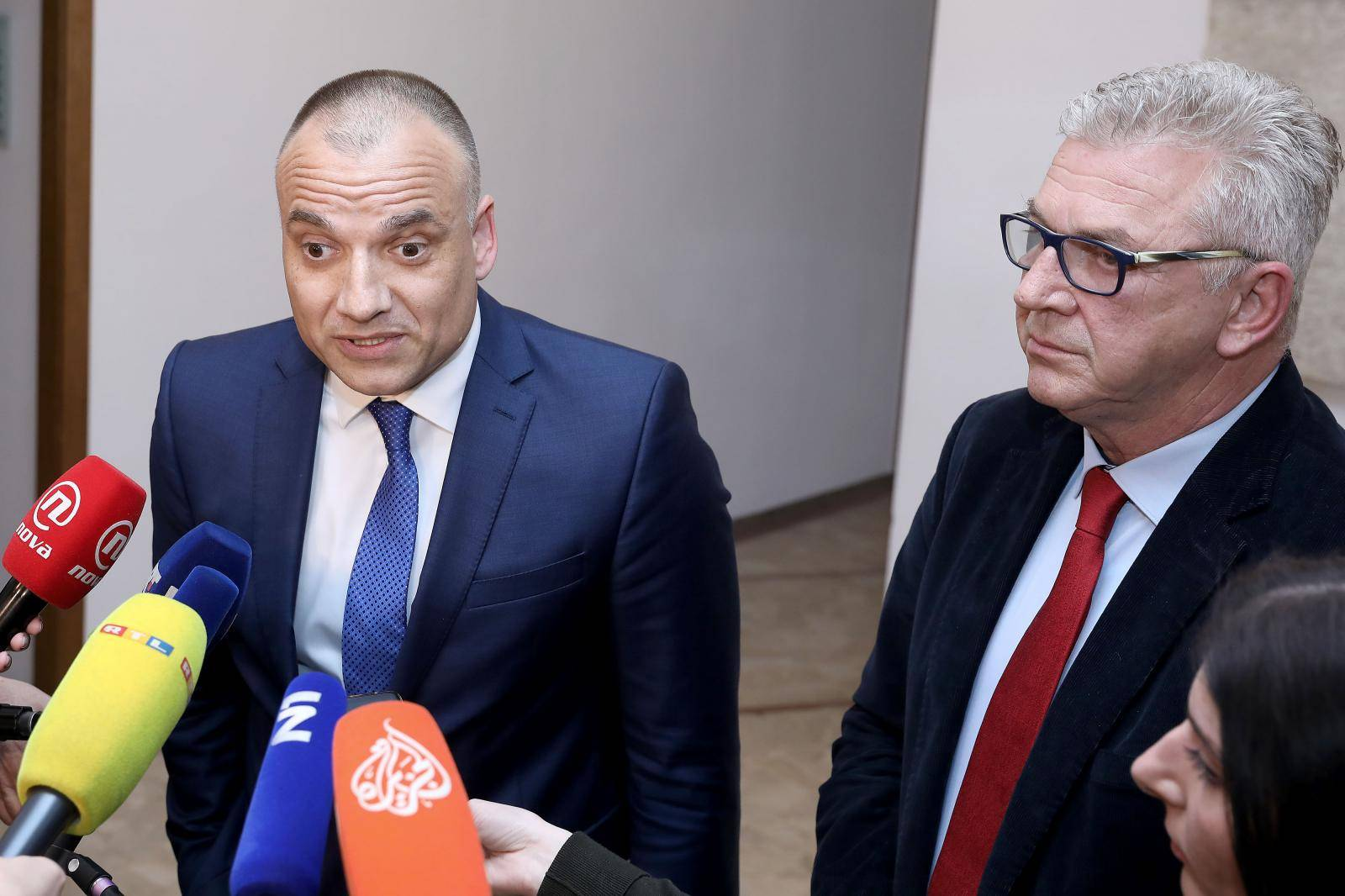 Zagreb: Izjave nakon sjednice Odbora za unutarnju politiku i nacionalnu sigurnost