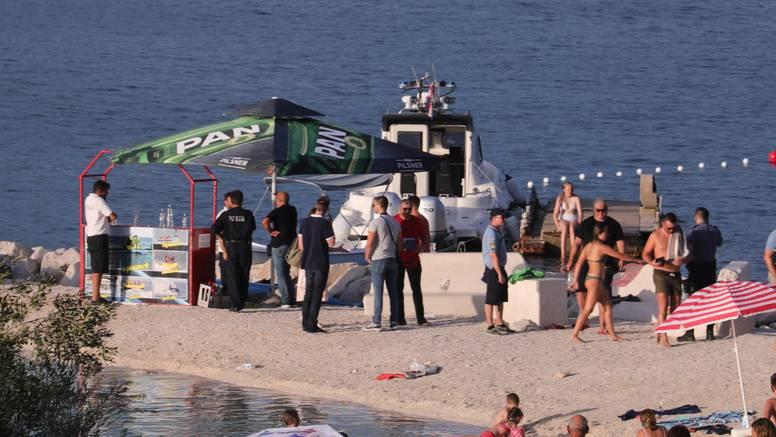 Tinejdžerka iz jet-ski nesreće kod Trogira je na respiratoru