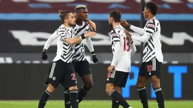 United nakon preokreta srušio West Ham: Pogba započeo sve