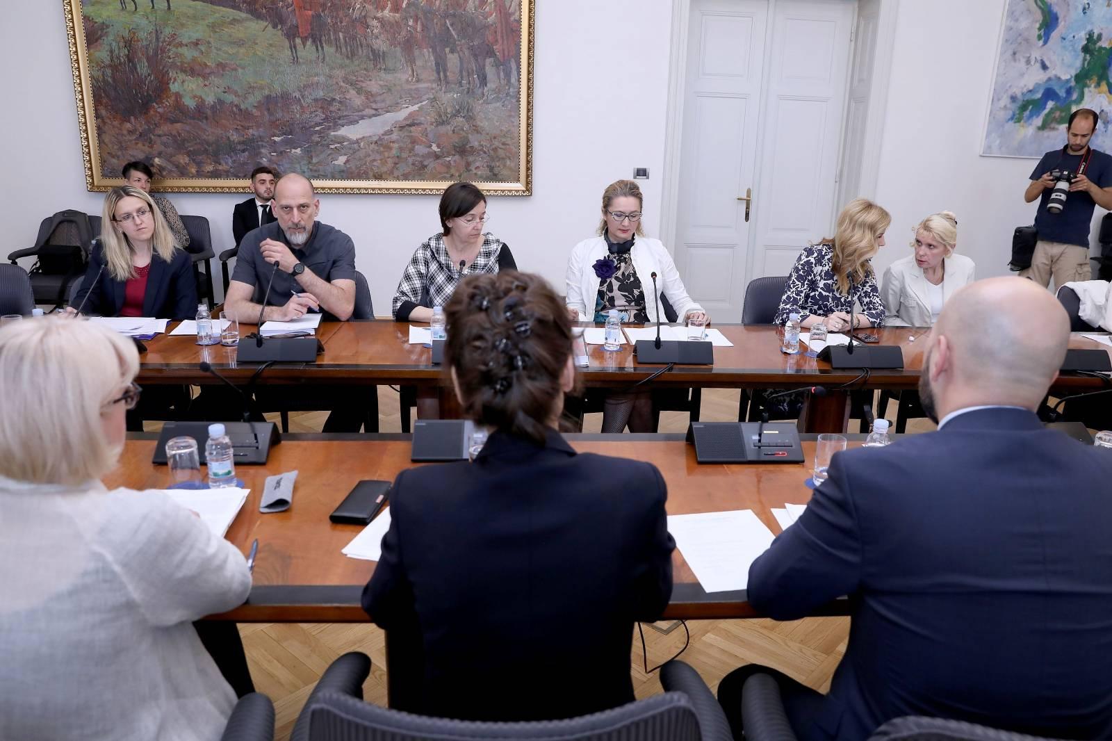 Zagreb: Održana je 26. sjednica Odbora za ravnopravnost spolova