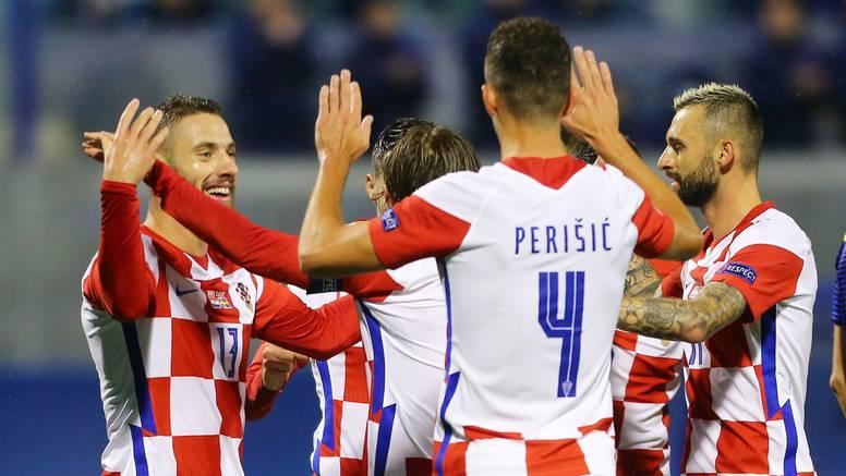 Reprezentacija Srbije vrjednija od Hrvatske, Englezi su na vrhu