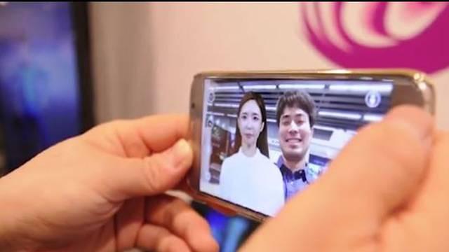 Budućnost je stigla: 'Napravite selfie s preminulim rođacima'