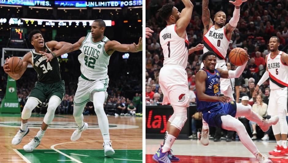 Luda NBA noć! 4 produžetka u Portlandu, Giannis nenadmašiv
