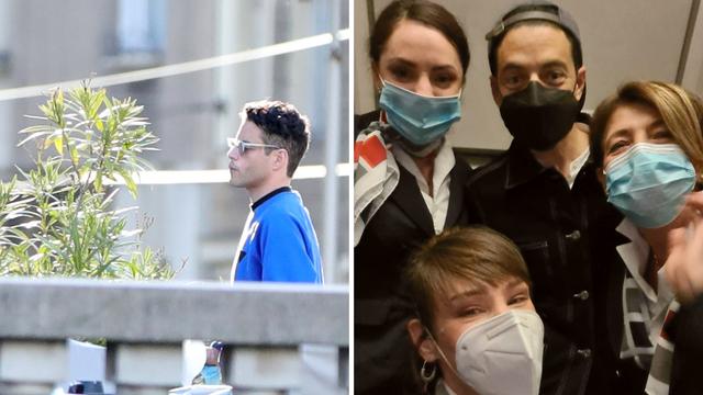 Rami Malek u Zagreb putovao Croatia Airlinesom: 'Bilo nam je zadovoljstvo imati ga na letu'