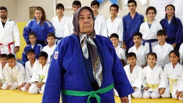 Superbaka u 80. godini rastura judo: Pa to uopće nije tučnjava!