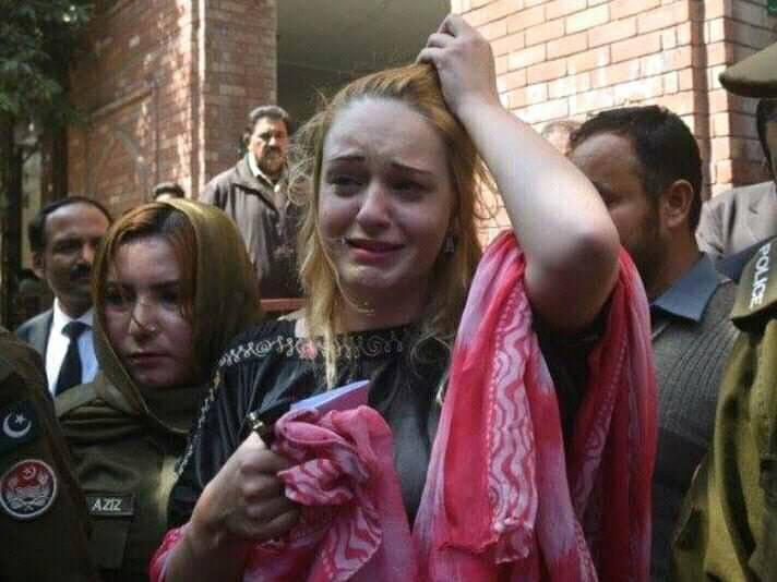 Manekenka (22) osuđena na 8 godina zbog švercanja heroina