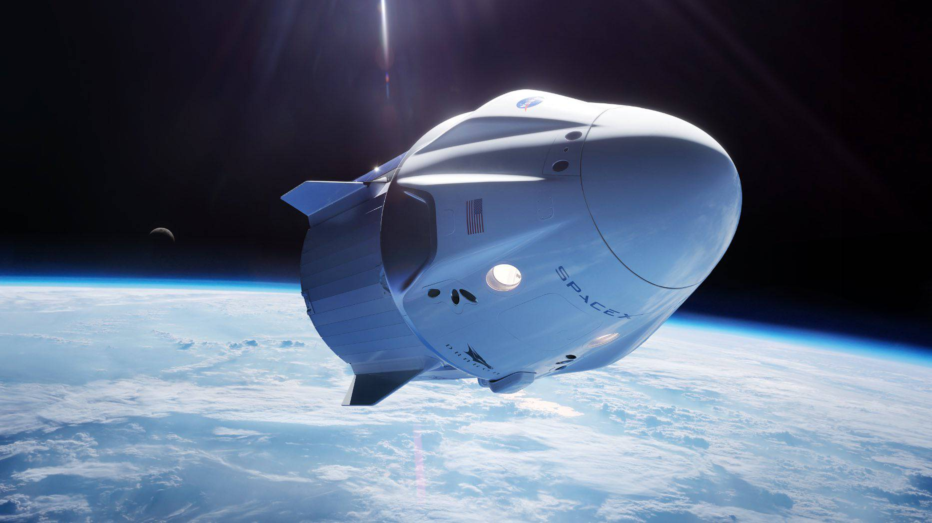 Uskoro će prevoziti astronaute: Crew Dragon pristao je na ISS