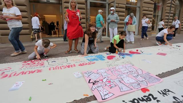 Riječani obilježavaju Svjetski dan mira i Nacionalni dan borbe protiv nasilja nad ženama