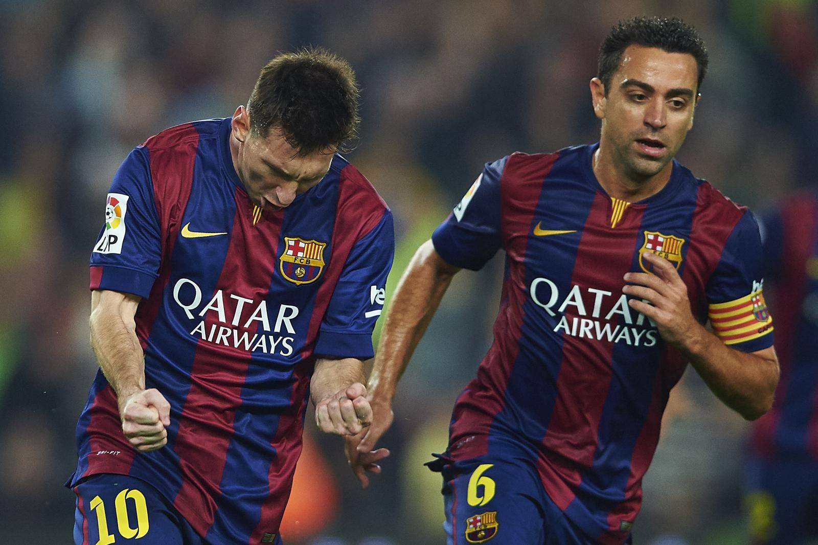 La Liga 2014/2015, FC Barcelona - Sevilla CF