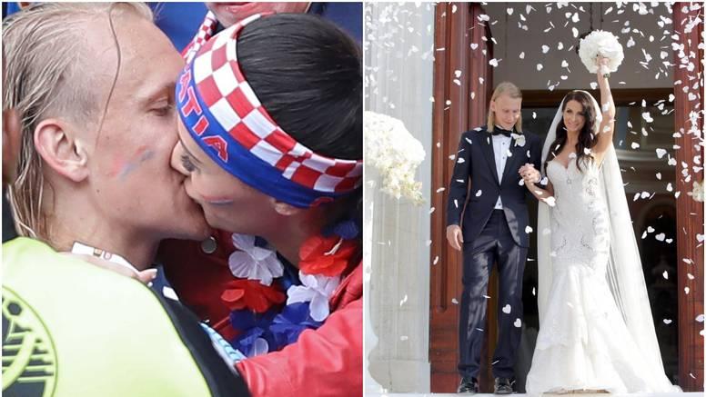 Sudbonosno 'da' izgovorili su u Umagu: Ivana i Domagoj Vida slave četvrtu godišnjicu braka