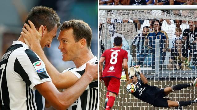 Mandžo zabio prvi gol sezone; Buffon protiv videotehnologije!