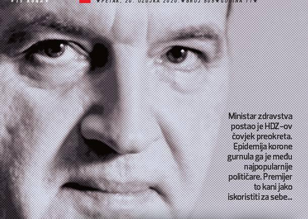 Čovjek preokreta: Plenkovićev pakleni plan za Vilija Beroša