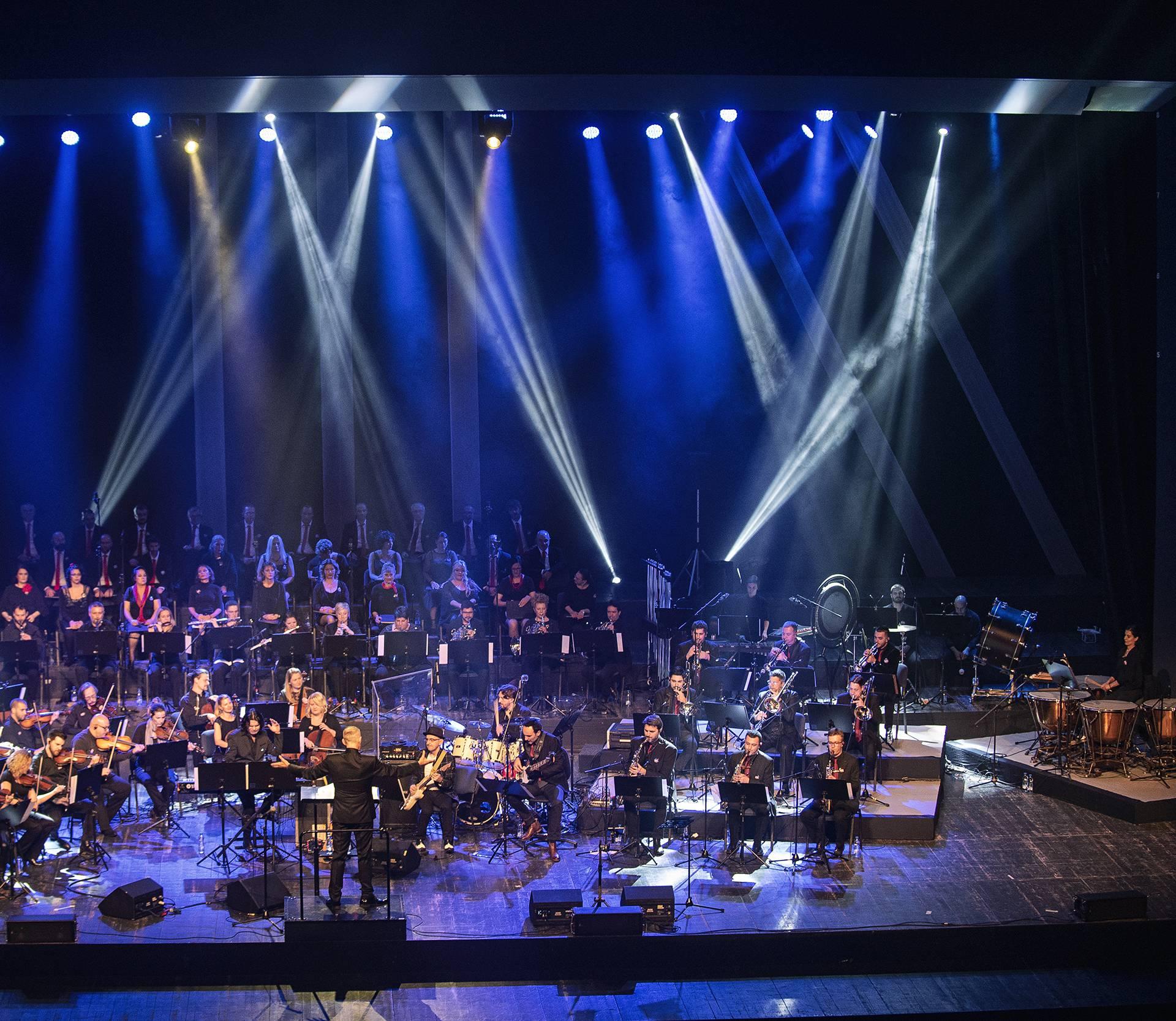 Rock spektakl: U Lisinskom će se izvesti legendarne pjesme...