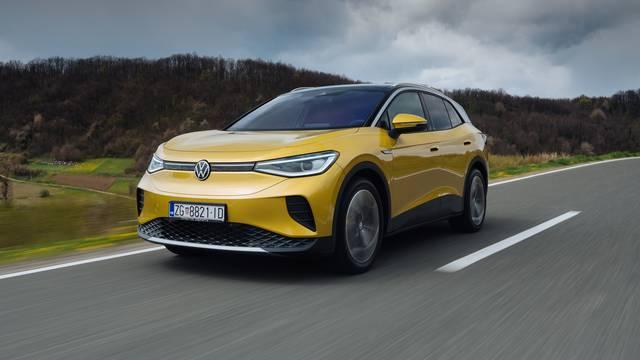 Prvi Volkswagenov potpuno električni SUV stigao u Hrvatsku