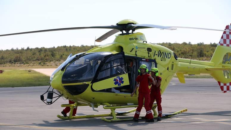 Država uporno odbija nabavku specijaliziranih helikoptera za hitnu medicinsku pomoć