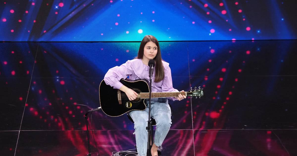 Mlada glazbenica nastupom u showu rasplakala Maju Šuput: 'Ti si pravo malo savršenstvo'