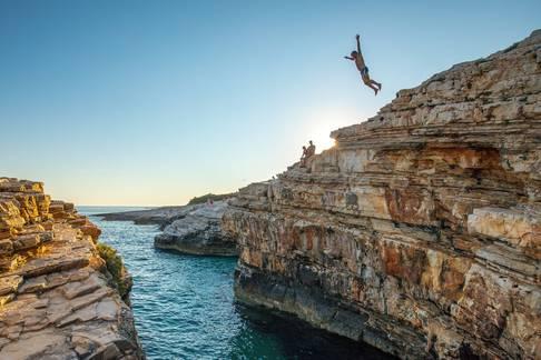 Donji Kamenjak, najjužniji dio Istre, očarava svojom ljepotom