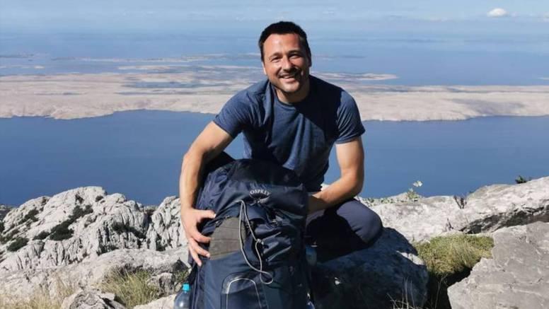 Bruno Šimleša skuplja novac za žene oboljele od raka hodajući preko najviših hrvatskih vrhova