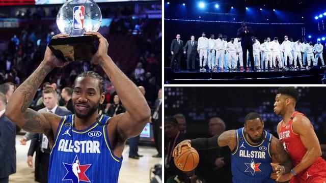 All Star utihnuo: Primite se za ruke u čast preminulog Kobeja