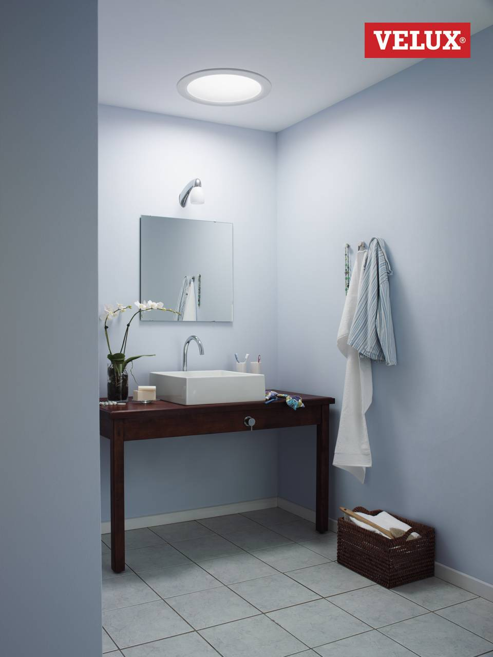 Velux svjetlosni tunel - dnevno svjetlo u svim dijelovima kuće