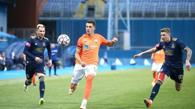 Zagreb: Dinamo protiv Šibenika u 36. kolu Prve HNL