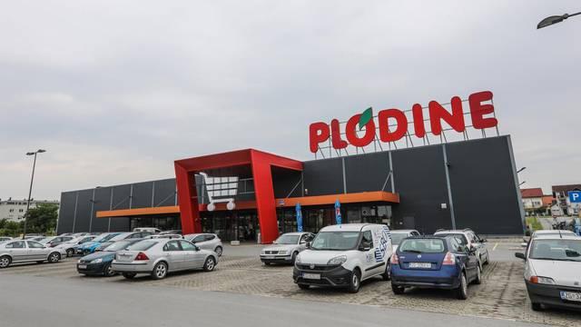 Ušao na stražnji ulaz Plodina pa iz sefa ukrao oko 100.000 kuna