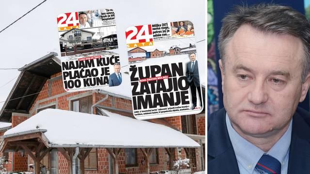 Nakon otkrića 24sata, Ivo Žinić postao svjestan da gubi kuću: 'Da, država mi je neće darovati'