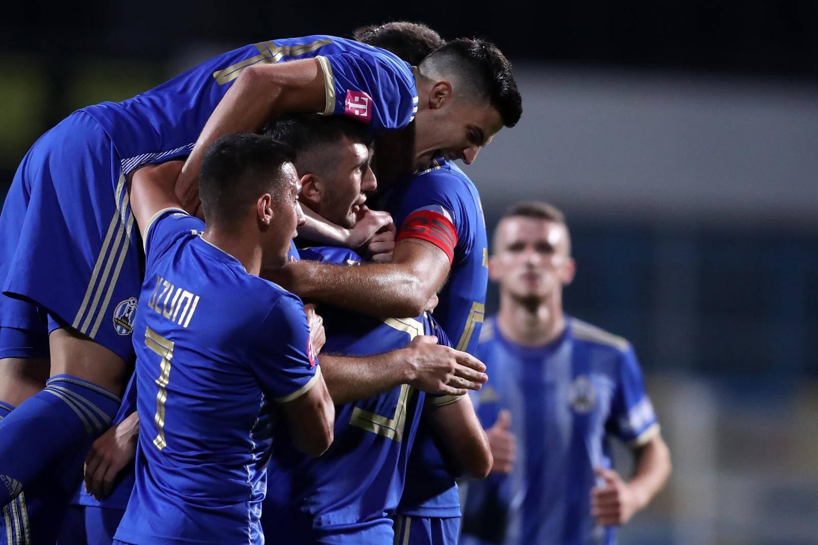 Lokomotiva i Inter Zaprešić sastali se u 33. kolu HT Prve lige
