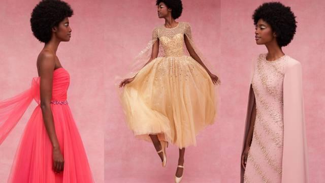 Dizajnerica Jenny Packham, miljenica slavnih dama, ima novu kolekciju divnih haljina