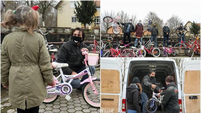 Osmijeh djece iz SOS sela: 'Moj prvi bicikl je najljepši na svijetu'