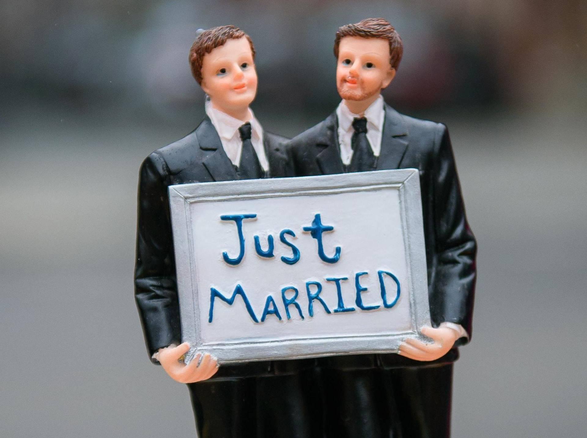 First same-sex weddings in Berlin