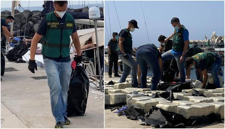Pali Hrvati s tonom kokaina: Sa Srbima kontroliraju europsko tržište za kolumbijske kartele