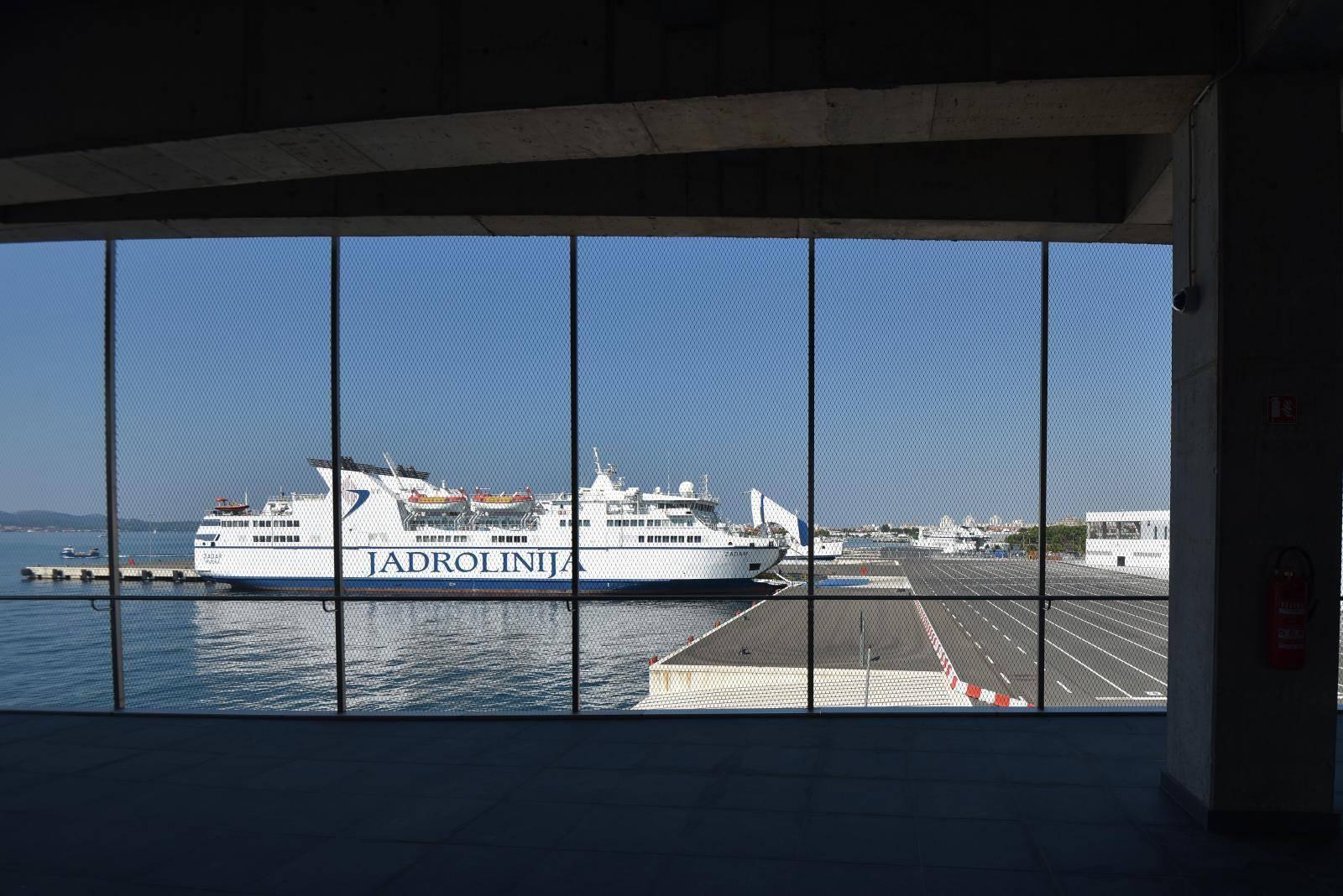 Zadar: Susret župana Longina i Jandrokovića te zajednički obilazak terminala Gaženica