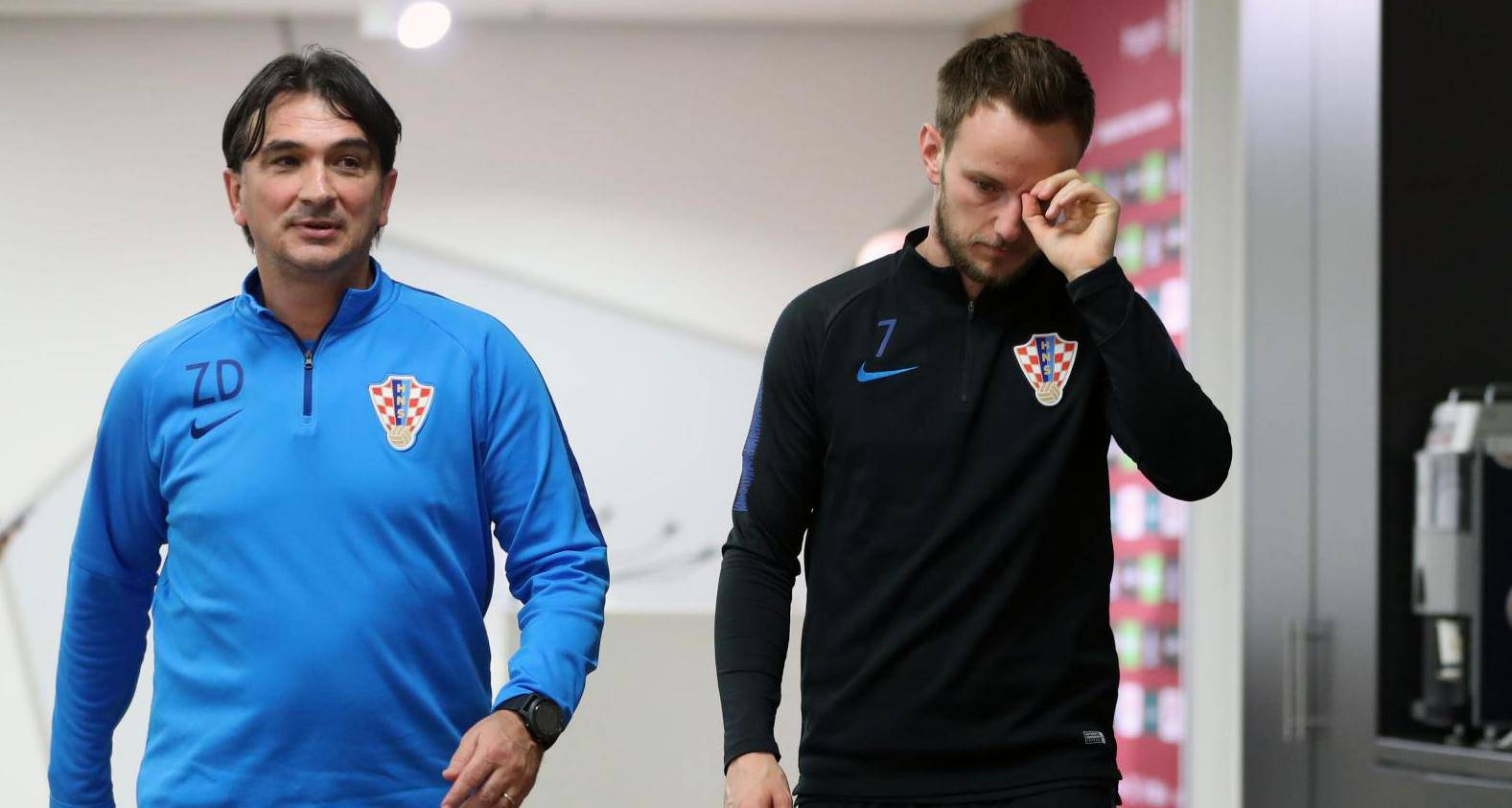 Budimpešta: Konferencija za medije Dalića i Rakitića uoči utakmice s Mađarskom