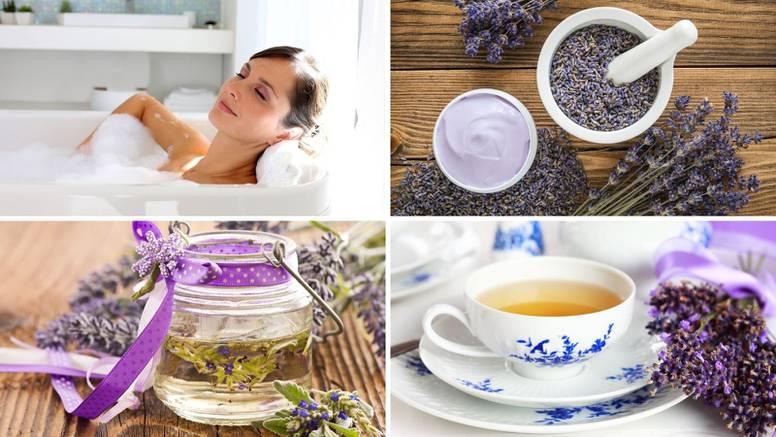 4 odlična recepta s lavandom za opuštanje i bolji san: Mirisni melem, čaj, napitak i kupka